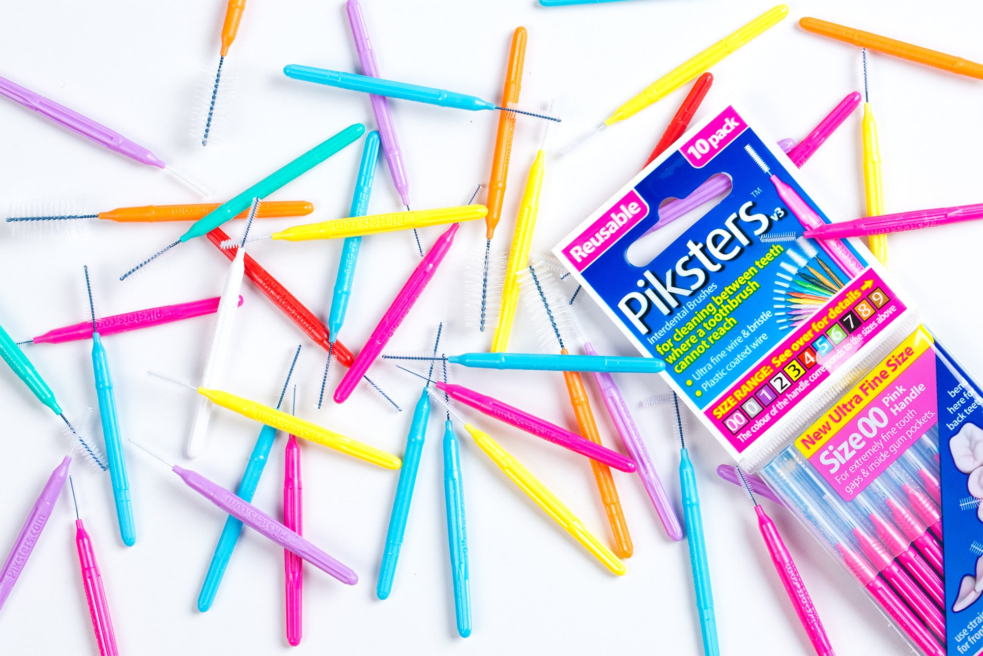 About Piksters Interdental Brush