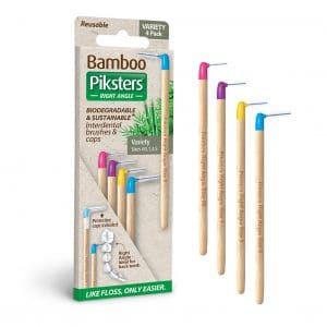 Bamboo Piksters Right Angle 4 Pack