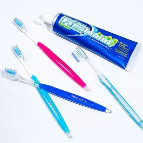 Adult Toothbrushes, Toothpaste More