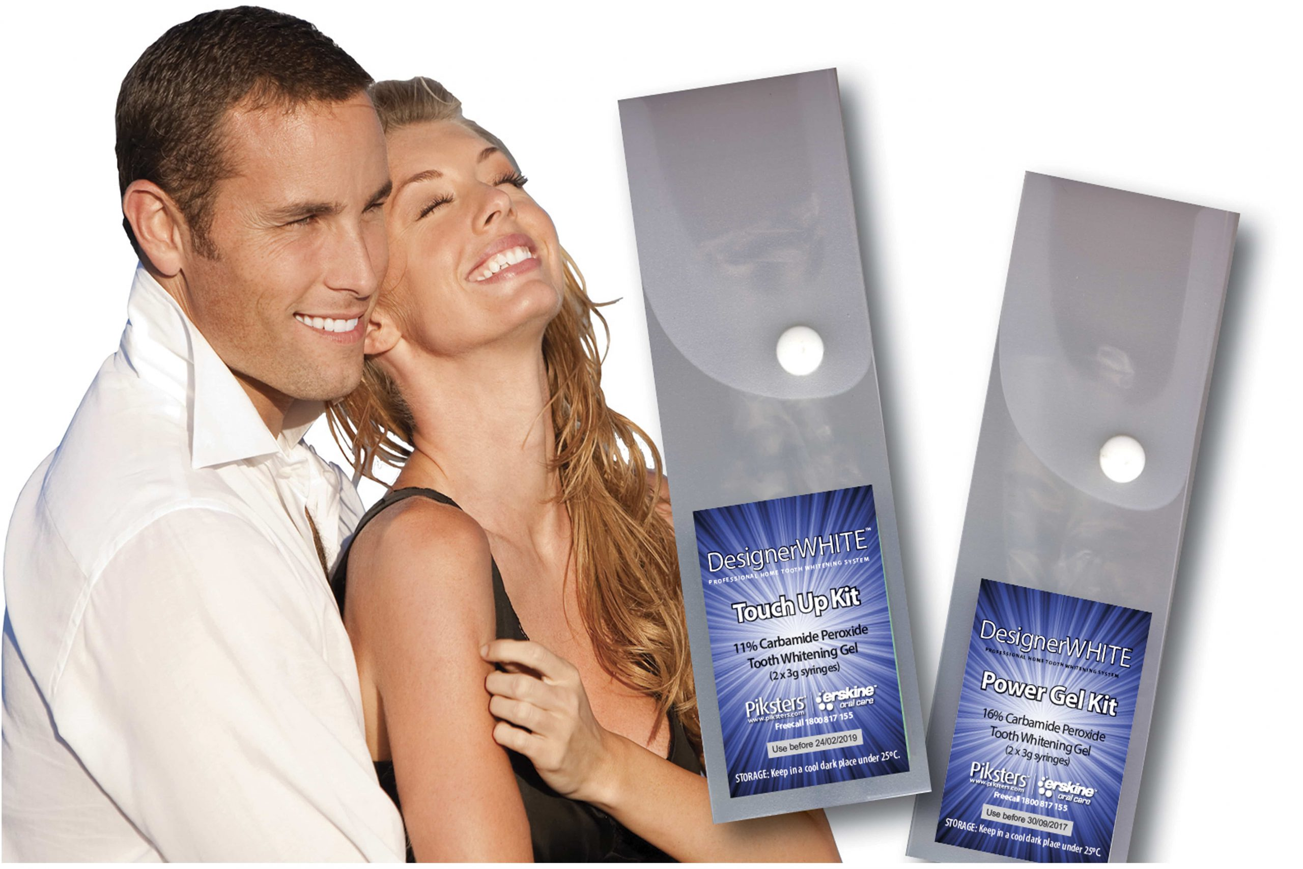 Consumer Products Tooth Whitening